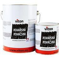 VITON – KOVÁČSKA FARBA/VIT 7021 čiernosivá, POLOMAT, 3,5 kg, samozákladujúca 1k akrylát na fe/al - Maliarska farba