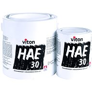 VITON – HAE 30/RAL 8017 – hnedá čokoládová, POLOMAT, 3 kg, samozákladujúca vodou riediteľná farba 3 v 1 - Maliarska farba
