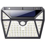 Viking - Vonkajšie solárne LEDkové svetlo s pohybovým senzorom VIKING Z118 - Vonkajšie svetlo