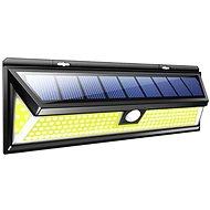 Viking - Vonkajšie solárne LEDkové svetlo s pohybovým senzorom V80180 - Vonkajšie svetlo
