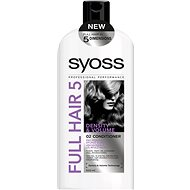 SYOSS kondicionér Full Hair 5 500 ml - Kondicionér