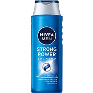 NIVEA Men Strong Power Shampoo 400 ml - Pánsky šampón