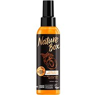NATURE BOX Extra Shine Spray Apricot Oil 150 ml - Sprej na vlasy