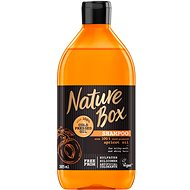 NATURE BOX Shampoo Apricot Oil 385 ml - Šampón