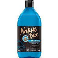 NATURE BOX Shampoo Coconut Oil 385 ml - Šampón