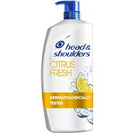 HEAD&SHOULDERS Citrus 900 ml - Šampón