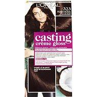 L'ORÉAL CASTING Creme Gloss 323 Horká čokoláda - Farba na vlasy