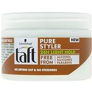 SCHWARZKOPF TAFT Pure Styler – ľahká fixácia 3× 150 ml - Gél na vlasy