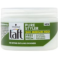 SCHWARZKOPF TAFT Pure Styler – stredná fixácia 3× 150 ml - Gél na vlasy