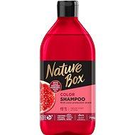 NATURE BOX Pomegranate Oil Shampoo 385 ml - Šampón