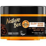 NATURE BOX Mask Apricot 200 ml - Maska na vlasy
