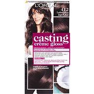 L'ORÉAL CASTING Creme Gloss 412 Ľadové kakao - Farba na vlasy