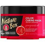 NATURE BOX Mask Granátové jablko 200 ml - Maska na vlasy