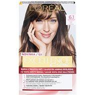 L'ORÉAL PARIS Excellence 6.1 Tmavá popolavá blond - Farba na vlasy