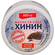 MILVA Chinínová maska 250 ml - Maska na vlasy
