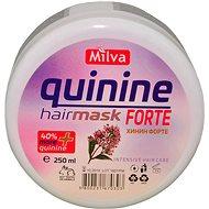 MILVA Chinínová maska Forte 250 ml - Maska na vlasy