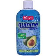 MILVA Chinín a Avokádo 200 ml - Prírodný šampón
