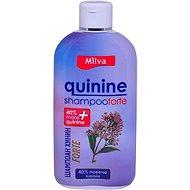 MILVA Chinín Forte - Prírodný šampón