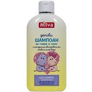 MILVA Detský 200 ml - Prírodný šampón