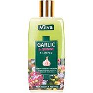 MILVA Cesnak a Chinín 200 ml - Prírodný šampón