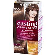 L'ORÉAL CASTING Creme Gloss 600 Svetlý gaštan - Farba na vlasy