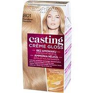 L'ORÉAL Casting Creme Gloss 801 Blond saténová - Farba na vlasy