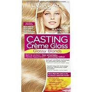 L'ORÉAL Casting Creme Gloss 910 Blond ľadová - Farba na vlasy