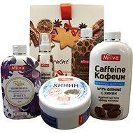 MILVA Kofein - Darčeková kozmetická súprava