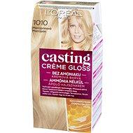 L'ORÉAL CASTING Creme Gloss 1010 Marcipánová - Farba na vlasy