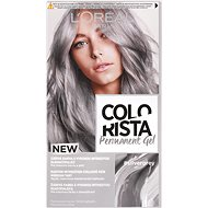 ĽORÉAL PARIS Colorista Permanent Gel  Silver (60 ml) - Farba na vlasy