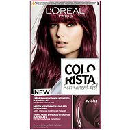 LORAL PARIS Colorista Permanent Gel Violet (60ml) - Hair Dye