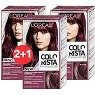 ĽORÉAL PARIS Colorista Permanent Gel Violet 3× 60 ml