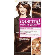ĽORÉAL CASTING Creme Gloss 603 Čokoládová karamelka - Farba na vlasy