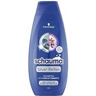 SCHWARZKOPF SCHAUMA Silver Reflex Cool Blonde 400 ml - Silver Shampoo