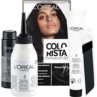ĽORÉAL PARIS Colorista Permanent Gel 1.0 Deep Black 60 ml
