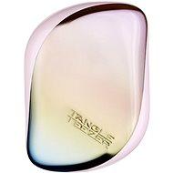 TANGLE TEEZER Compact Styler Pearlescent Matte Chrome - Kefa na vlasy
