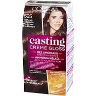 ĽORÉAL CASTING Creme Gloss 525 Višňová čokoláda - Farba na vlasy