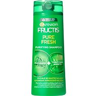 GARNIER Fructis Pure Fresh Strengthening Shampoo 400 ml - Šampón