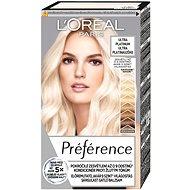 L'ORÉAL PARIS Les Blondissimes Préférence Extreme Platinum - Zosvetľovač na vlasy