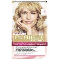 L'ORÉAL PARIS EXCELLENCE Creme 8 Blond svetlá - Farba na vlasy