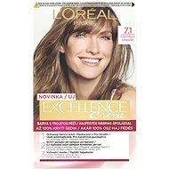 L'ORÉAL PARIS EXCELLENCE Creme 7.1 Blond popolavá - Farba na vlasy