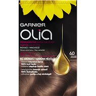 GARNIER Olia 6.0 Svetlohnedá - Farba na vlasy