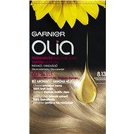 GARNIER Olia 8.13 Oslnivá svetlá blond - Farba na vlasy