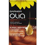 GARNIER Olia 7.40 Intenzívne medená - Farba na vlasy