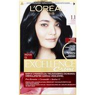 L'ORÉAL PARIS Excellence Creme 1.1 temná čierna - Farba na vlasy