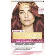 L'ORÉAL PARIS Excellence Creme 6.66 intenzívna červená - Farba na vlasy
