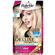 SCHWARZKOPF PALETTE Deluxe 230 Platinovoplavý 50 ml - Farba na vlasy