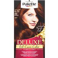 SCHWARZKOPF PALETTE Deluxe 667 Copper 50 ml - Hair Dye