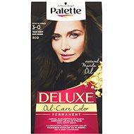 Farba na vlasy SCHWARZKOPF PALETTE Deluxe 800 Tmavohnedý 50 ml - Barva na vlasy