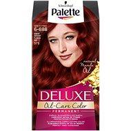 SCHWARZKOPF PALETTE Deluxe 575 Ohnivočervený 50 ml - Farba na vlasy